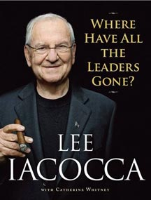Where have all the leaders gone book cover.