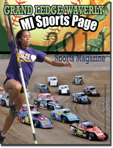 MI Sports Page Grand Ledge Waverly Michigan Magazine Issue 1