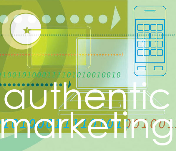 authentic marketing images