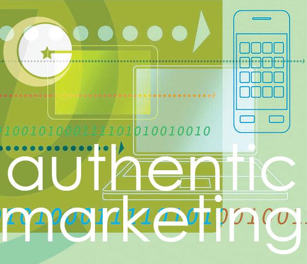 authentic marketing images