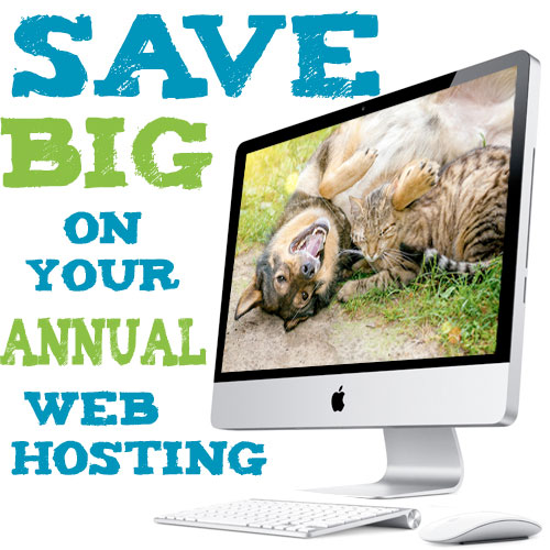 save on web hosting