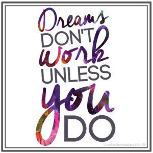 inspiring quote for sharing on social media