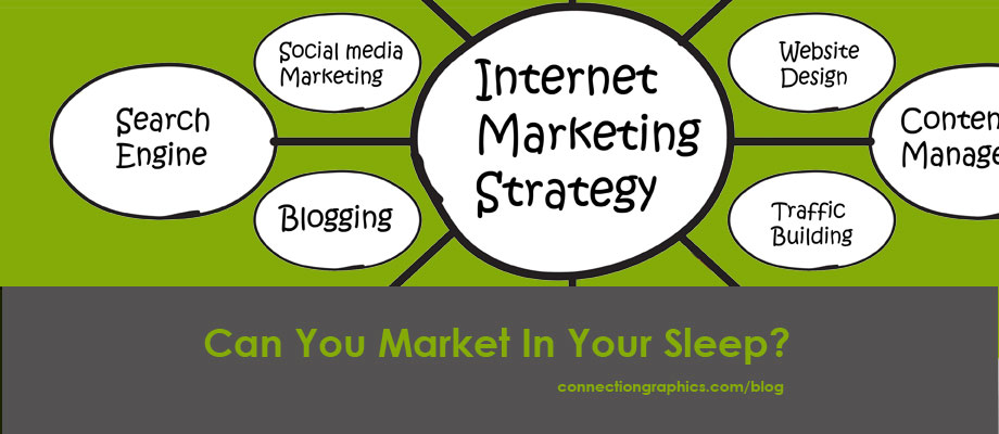 Internet Marketing Strategy Connection Group