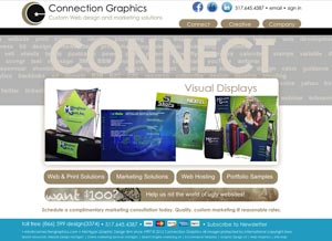 Connection Group home pages 2009