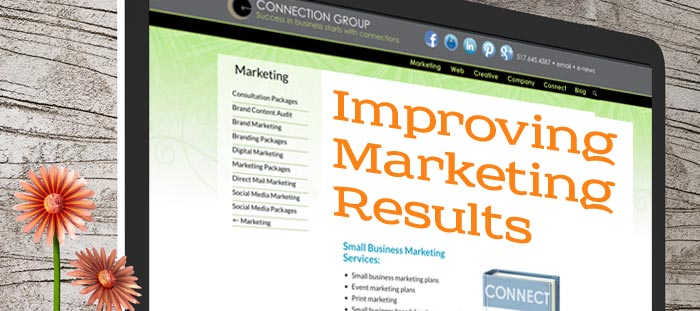 Connection Group - Improving marketing results